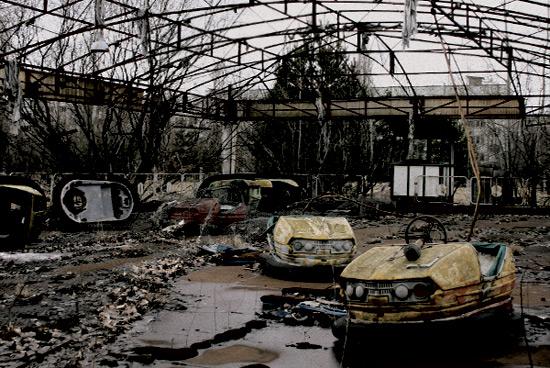 Но от этого никуда не денешься.  Чернобыль уже стал частью нашей жизни.